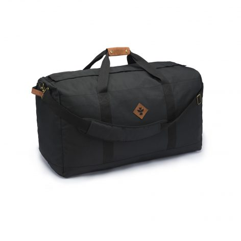 The-Continental-Large-Duffle-Bag-Black-by-Revelry